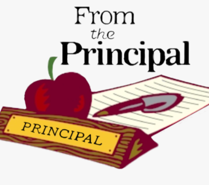 September 16, 2020 - Message from Principal, Brian Lynch