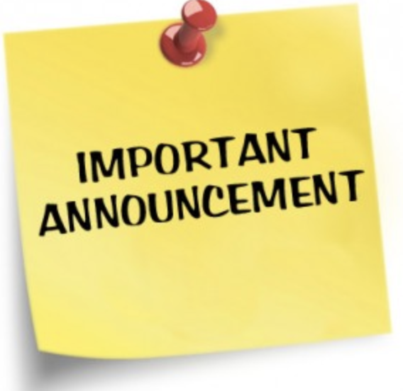 March 10, 2020 -Important Notice About Bel Aire Events